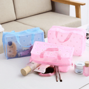 Travel Transparent Cosmetic Cases