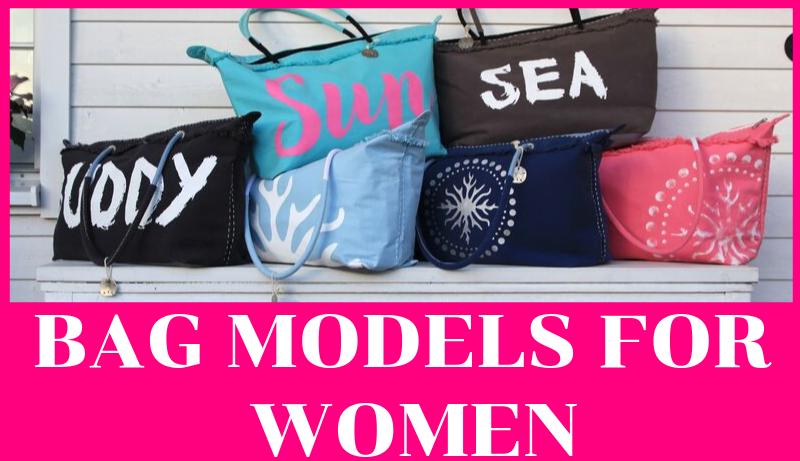 Infografic gift bagz title - Bag models for women