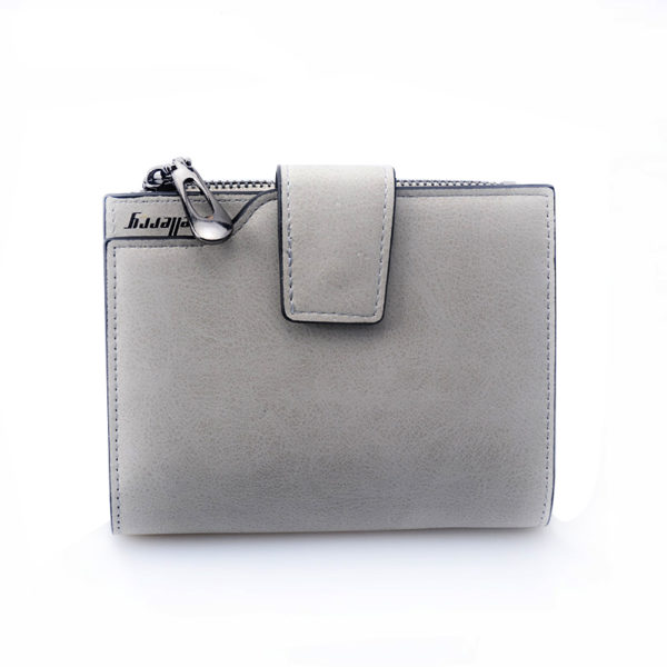 Women's Vintage Short Wallet