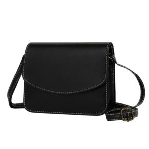 Women's Elegant Leather Crossbody Bag