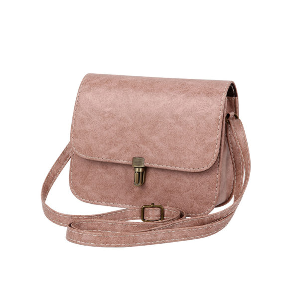 Women's Casual Leather Crossbody Bag