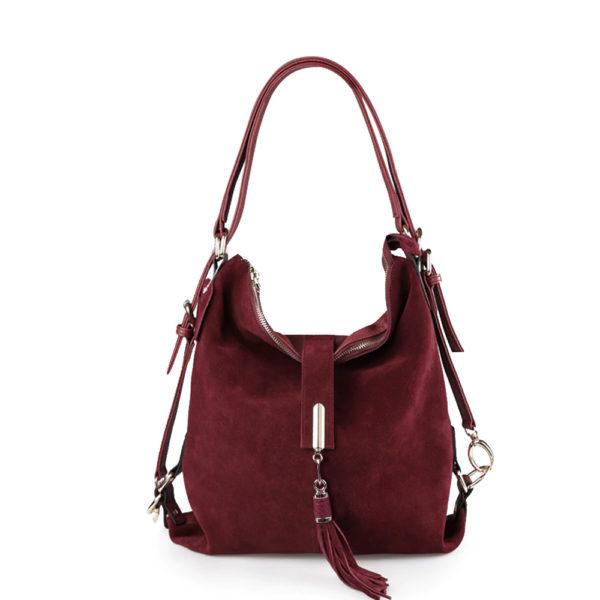 Women's Casual Nubuck Hobos Bag