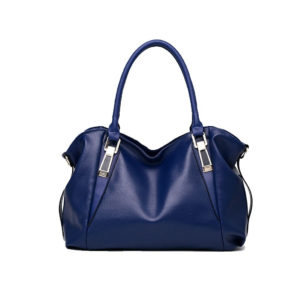 Luxury Colorful Women's PU Leather Shoulder Bag