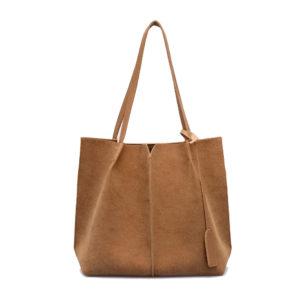 Fashion Soft Women's PU Leather Shoulder Bag