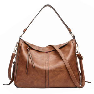 Women's Casual Soft Leather Hobos Bag