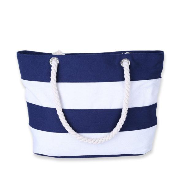 Women's Beach Striped Handbags