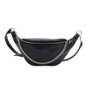 Fashion Waist Bag with Chains