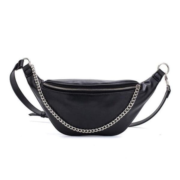 Fashion Waist Bag with Chains