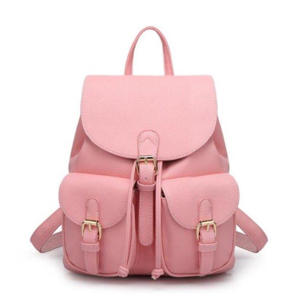 Women's Stylish Leather Backpack