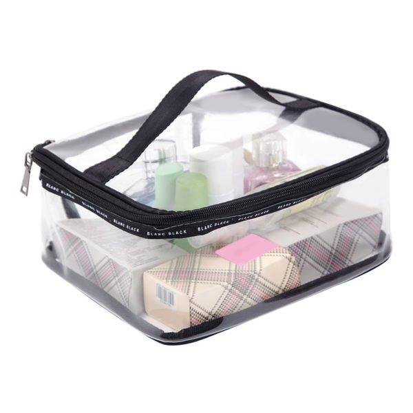 Waterproof Transparent Cosmetic Bags